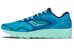 saucony Kinvara 7 Running Shoes Women Sky/Teal/Silver